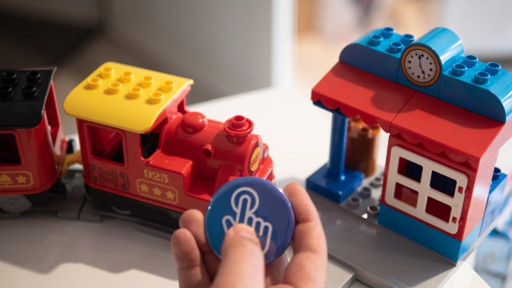 LEGO DUPLO et Pusheeze